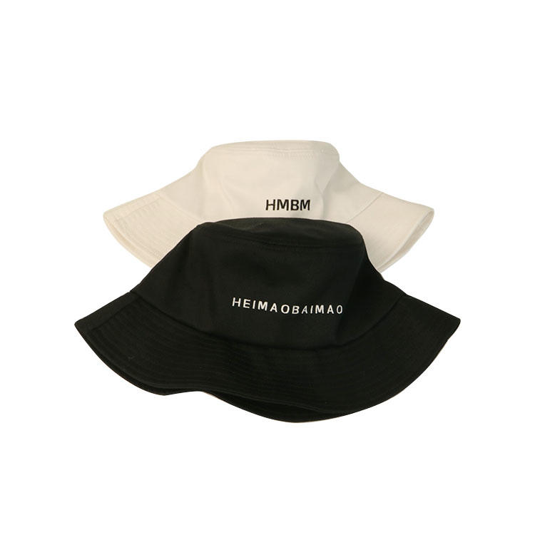 on-sale white bucket hat hats free sample for fashion-1