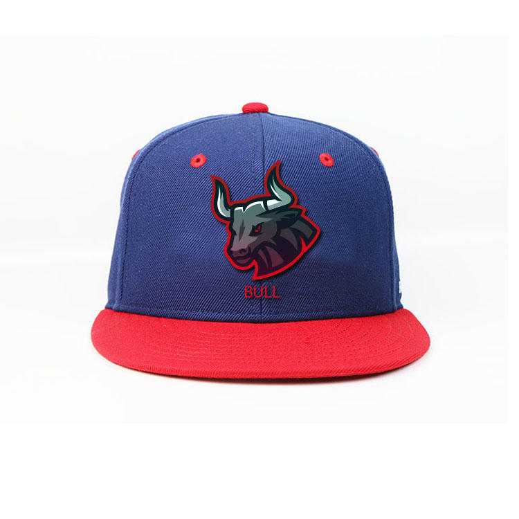ACE solid mesh best snapback hats customization for beauty-1
