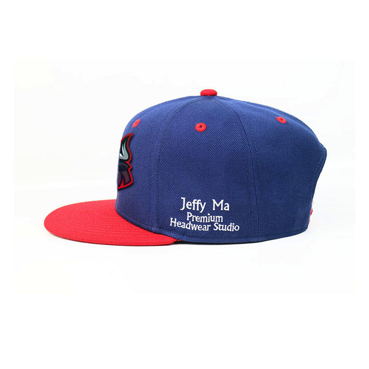 ACE solid mesh popular snapback caps OEM for beauty-2