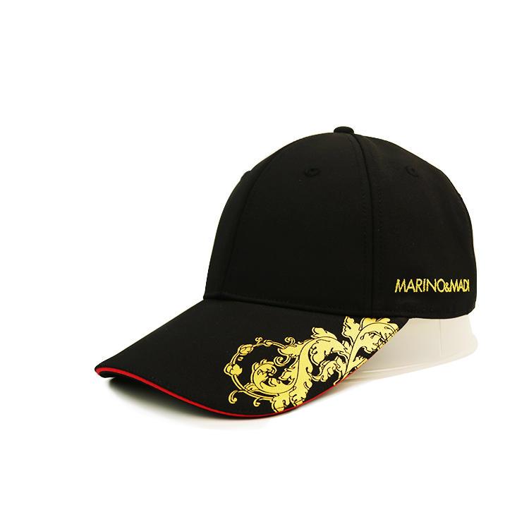 latest sports baseball cap adult bulk production for fashion-3