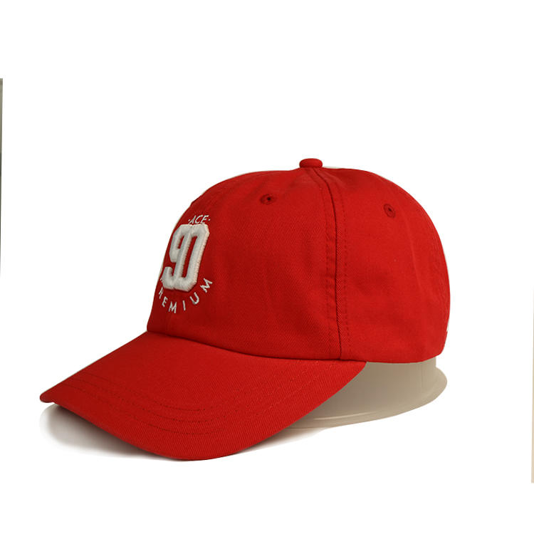 ACE high-quality logo baseball cap free sample for baseball fans-1