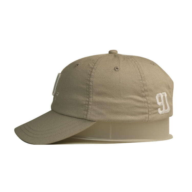 high-quality embroidered baseball caps patch free sample for fashion-2