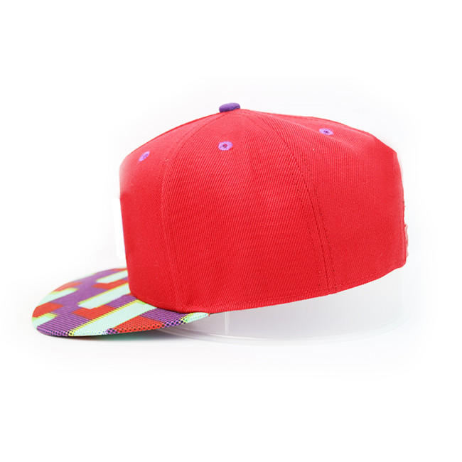 ACE solid mesh cool snapback hats ODM for fashion-1