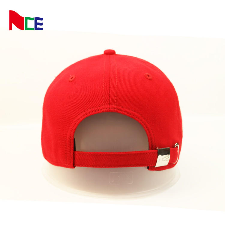 ACE cotton fitted baseball caps bulk production for beauty-3