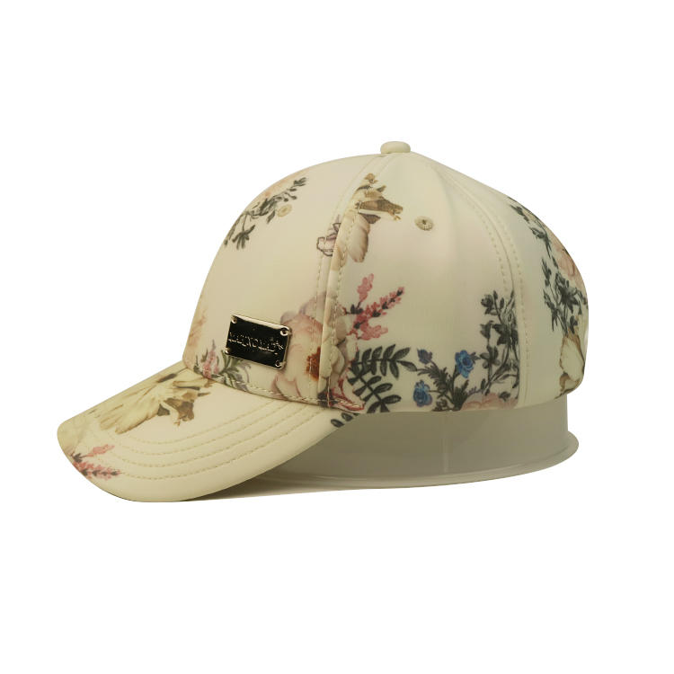 ACE curved baseball cap with embroidery customization for fashion-2