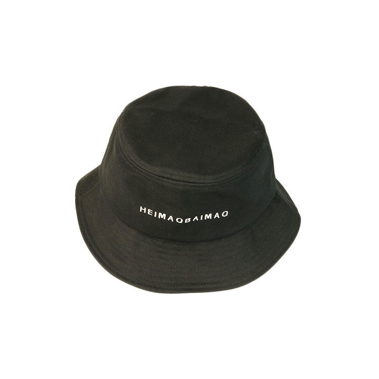 on-sale white bucket hat hats free sample for fashion-3