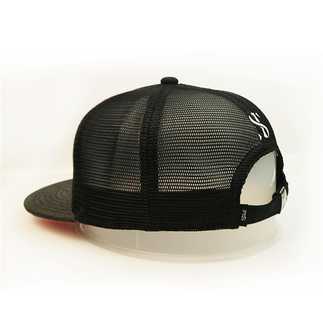 ACE pattern blank snapback hats customization for beauty-1