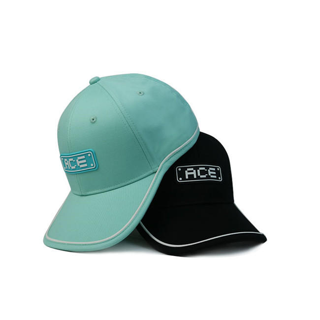 ACE solid mesh sequin baseball cap customization for fashion-2
