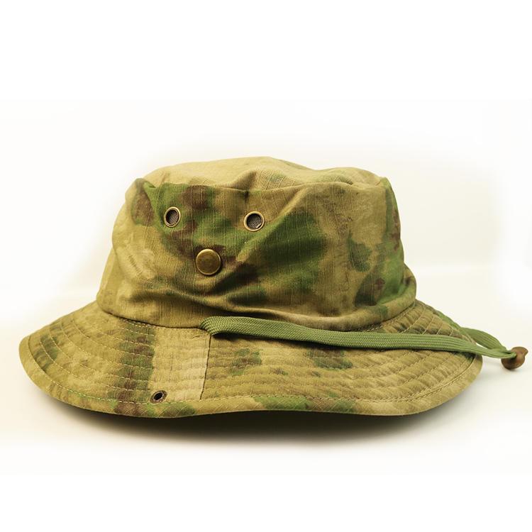 portable white bucket hat hats customization for fashion-1