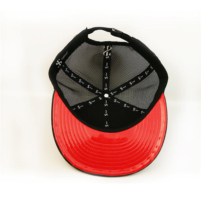 ACE pattern blank snapback hats customization for beauty-2