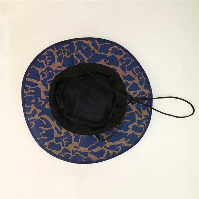 Breathable trendy bucket hats headwear customization for beauty-1