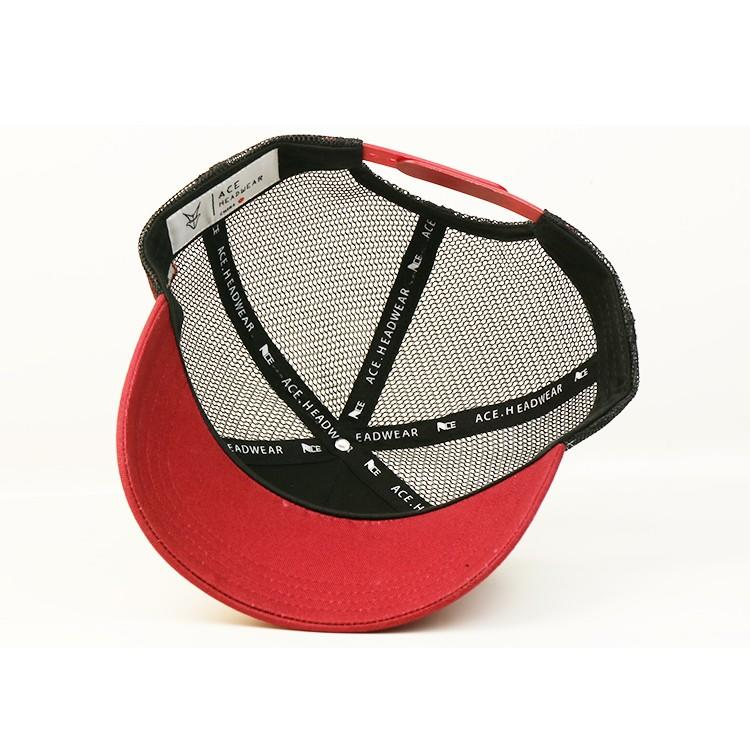 ACE words outdoor cap free sample for Trucker-2