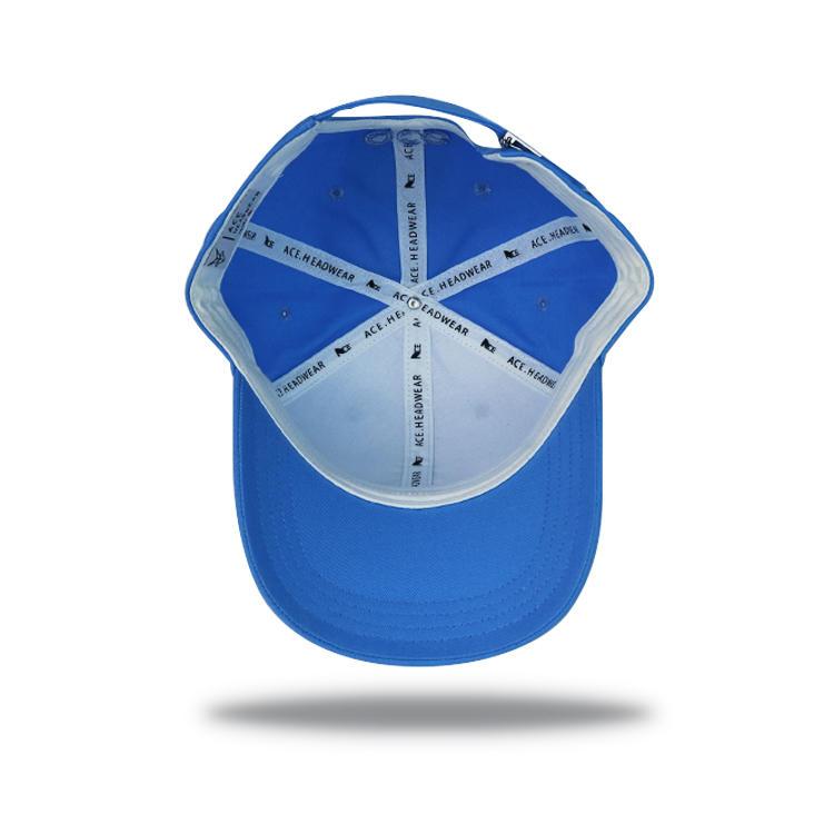 ACE flower red baseball cap bulk production for baseball fans-1