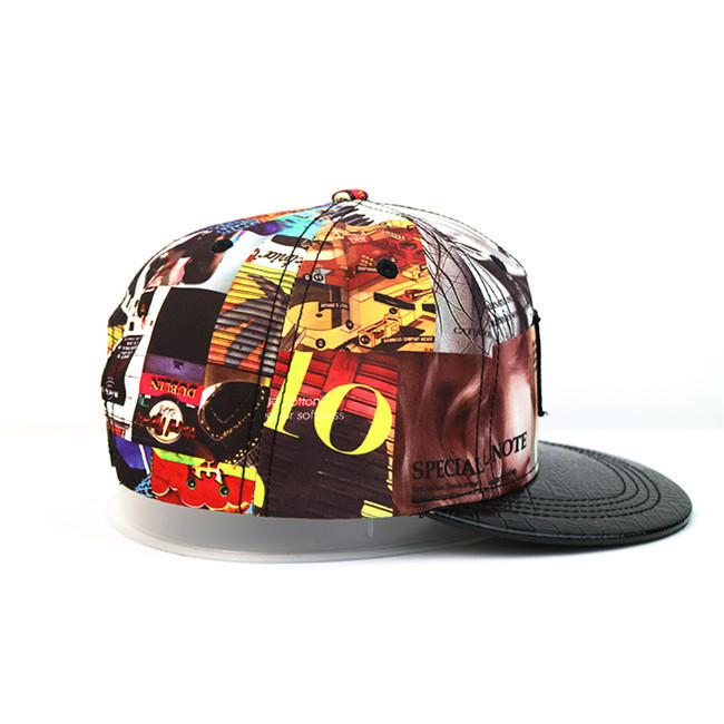 at discount snapback caps for men grain supplier for beauty-2