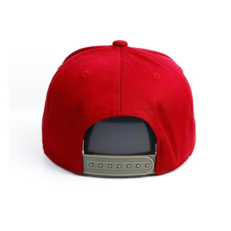 solid mesh mens black snapback hats panel free sample for fashion-3