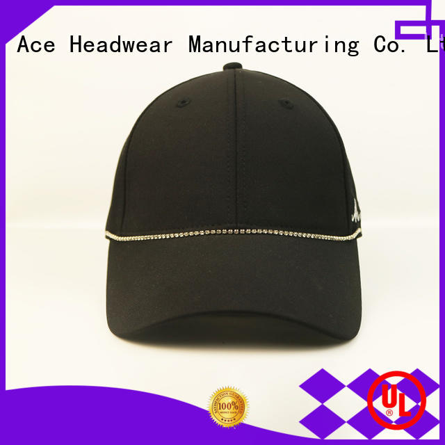high-quality embroidered baseball cap women for wholesale for baseball fans