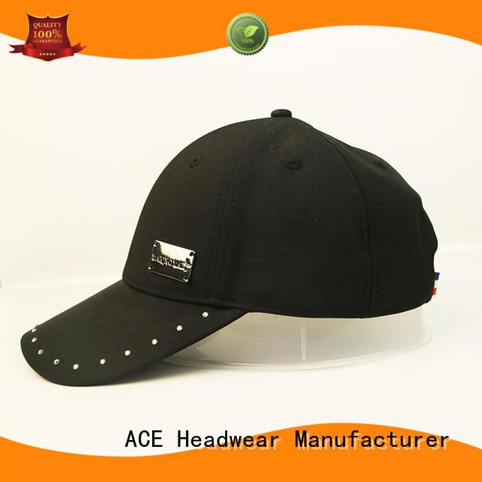 durable leather baseball cap women free sample for baseball fans