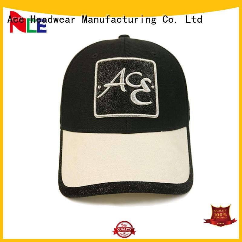 high-quality white baseball cap plastic supplier for beauty