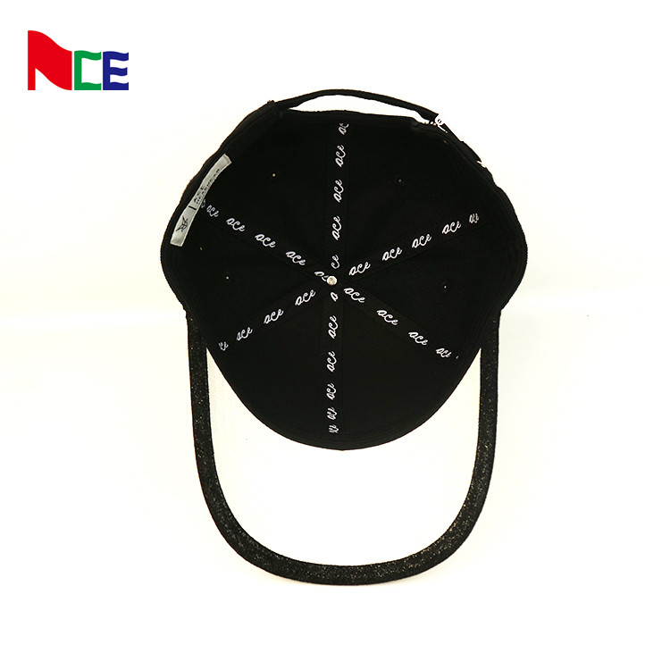 ACE cotton fitted baseball caps bulk production for beauty-4