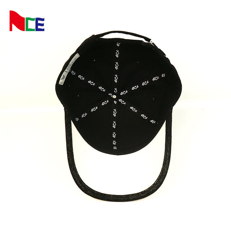 ACE Breathable leather baseball cap supplier for beauty