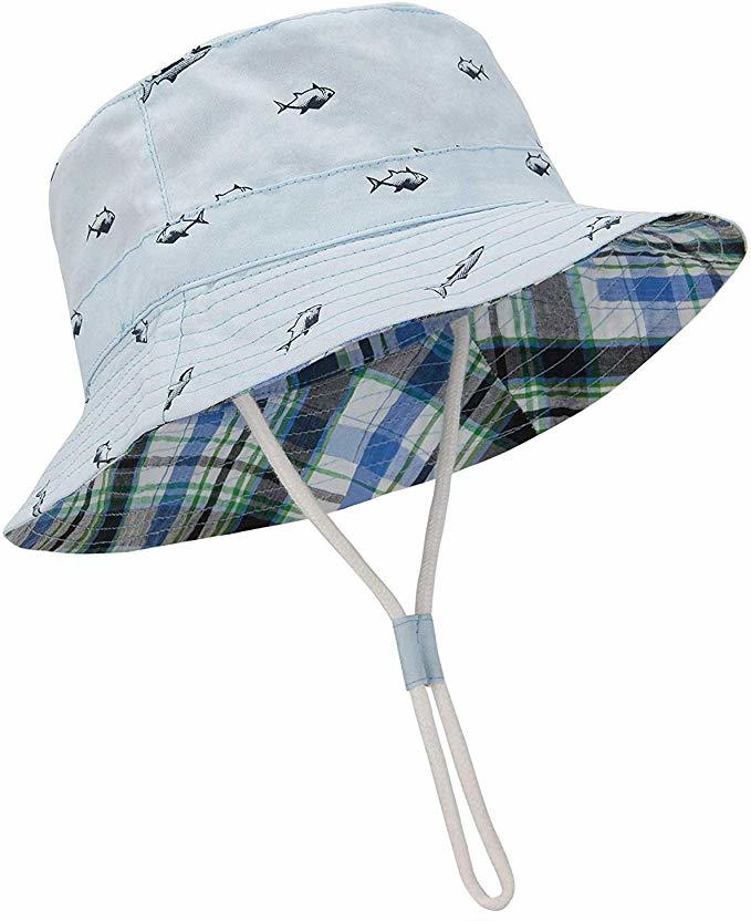 Baby Boy Girl Hat Cap for Children Kids Toddlers Cotton Bucket Fishing Floppy Sun Hat Boys Girls Cartoon Fashion kids sun hat