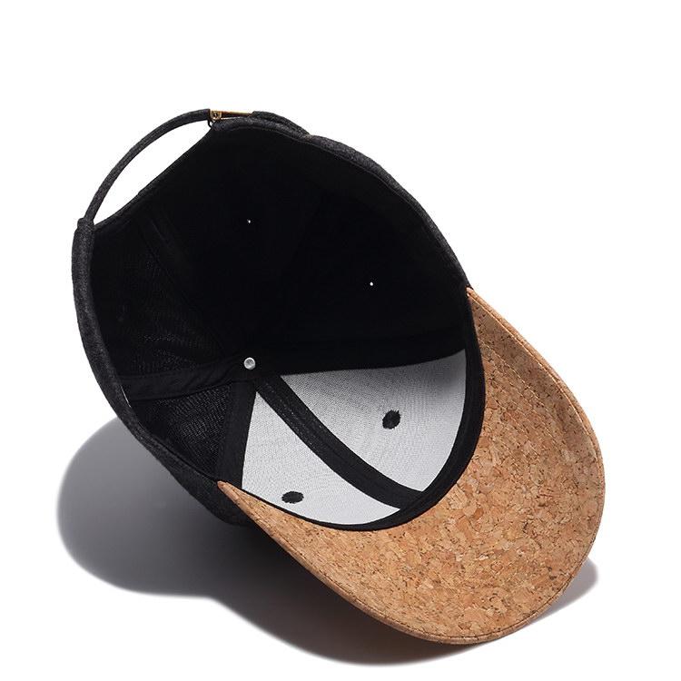 solid mesh logo baseball cap adult OEM for beauty-2