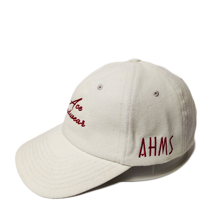 funky baseball cap with embroidery gold for wholesale for baseball fans-2