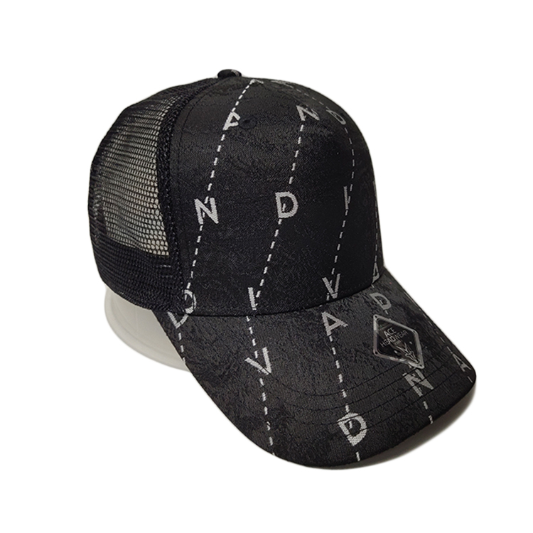 ACE words bike cap customization for beauty-2