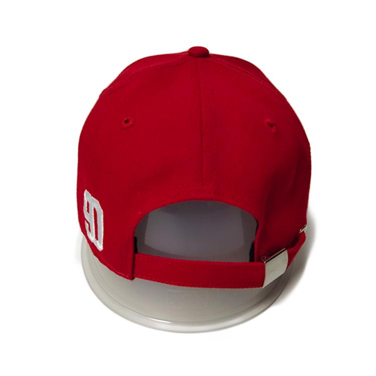 ACE black sports baseball cap free sample for fashion-3