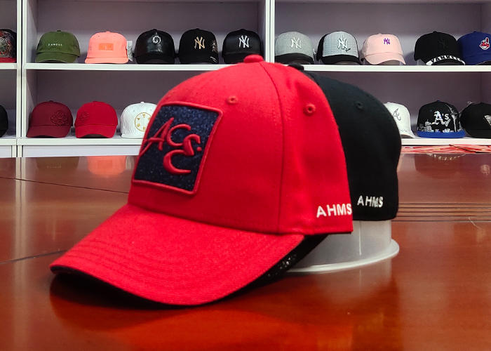 ACE Plain Baseball Cap Adjustable Men Women Unisex Classic 6-Panel Dad Hat for Outdoor Sports Wear