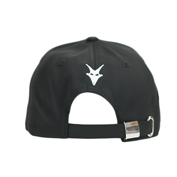ACE flat fitted baseball caps OEM for beauty-4