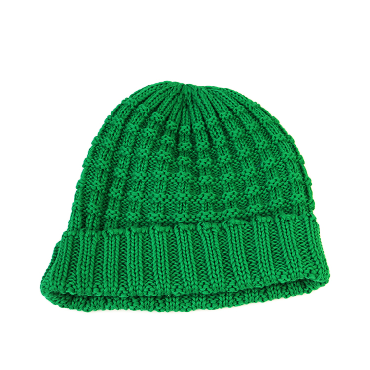ACE latest black knit beanie free sample for fashion-2