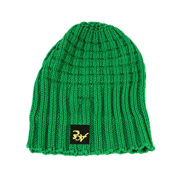 ACE latest black knit beanie free sample for fashion-4