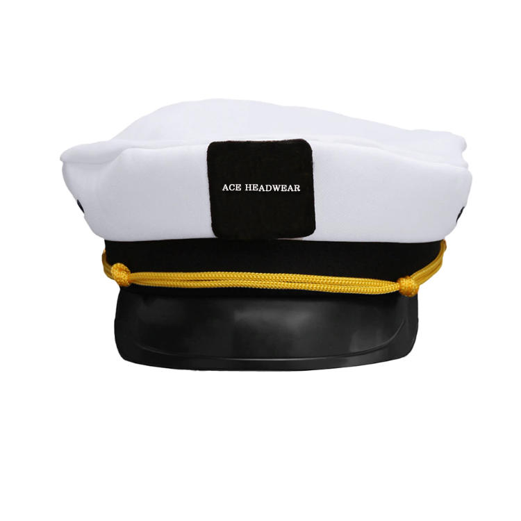 funky mens military cap yellow free sample for beauty