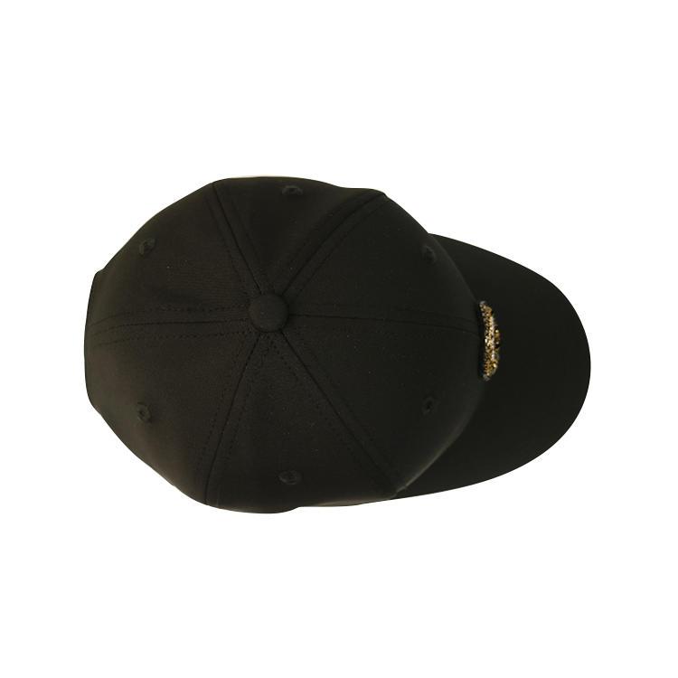 ACE Brand Headwear 100% Cotton Customized Design 3d embroidery Logo 6 Panel Baseball Caps Hats