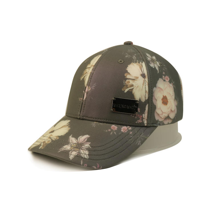 Wholesale 2020 Custom Baseball Cap Constructed Dad Hat Adjustable Printing Log Caps Bsci