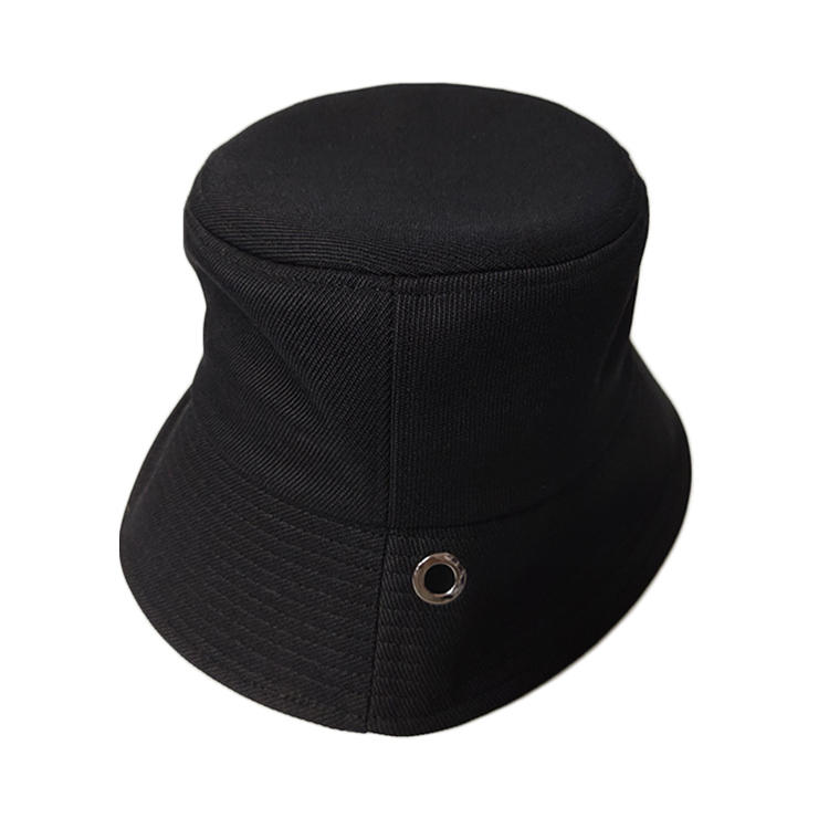 Factory Custom fashion Flat Top Breathable Bucket Hats Wear Sun Protection Fisherman fishing Caps