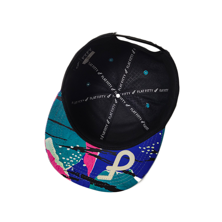 Breathable snapback hat brands 3d ODM for beauty-1