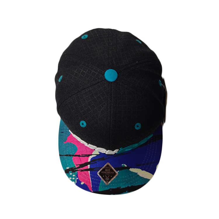 Breathable snapback hat brands 3d ODM for beauty-2
