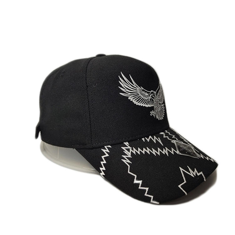 ACE latest baseball cap with embroidery for wholesale for fashion