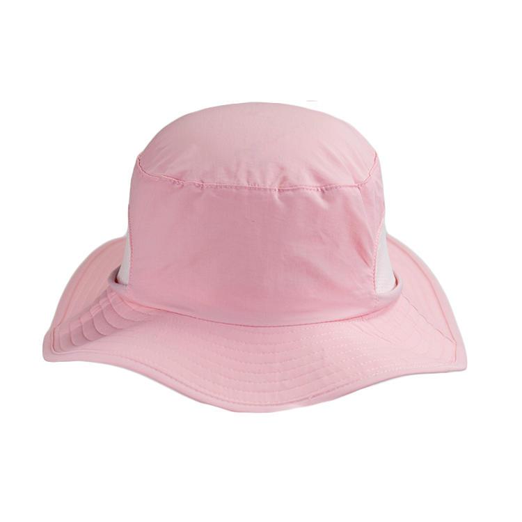 Unisex Outdoor Sport Visor Fishing Sun Protector Hiking Caps With Adjustable Elastic Cord Uv Sun Protection Bucket Hats Fishing Caps