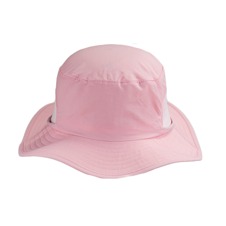 Breathable custom bucket hats 18sscap02 ODM for beauty-3