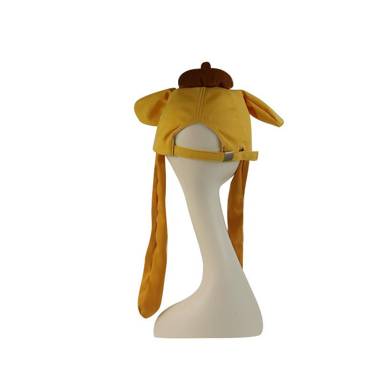 Hot Sales Cute Unisex Men Women Children Kids Warm Safe Bunny Air-bag Ear-lifting Cap Rabbit Earflap Hat Cap