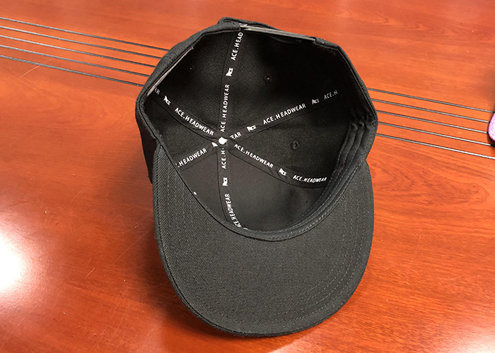 ACE brown blank snapback hats bulk production for fashion-6