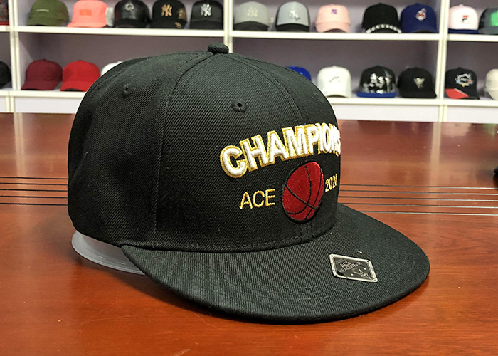 ACE brown blank snapback hats bulk production for fashion-4