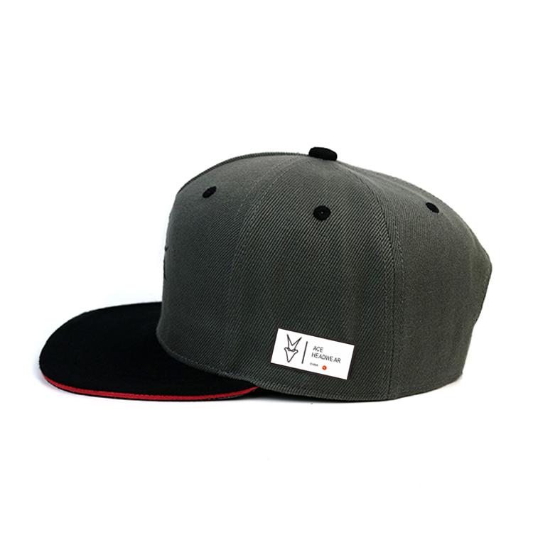 portable bulk snapback hats selling bulk production for fashion-1