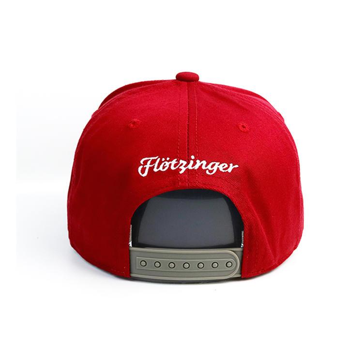 Cheap Price Wholesale Hip Hop Cap Flat Embroidery Metal Badge 6 Panel Cap Custom Snapback Cap