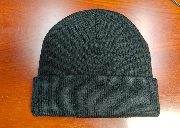 funky grey knit beanie beanies bulk production for beauty-2