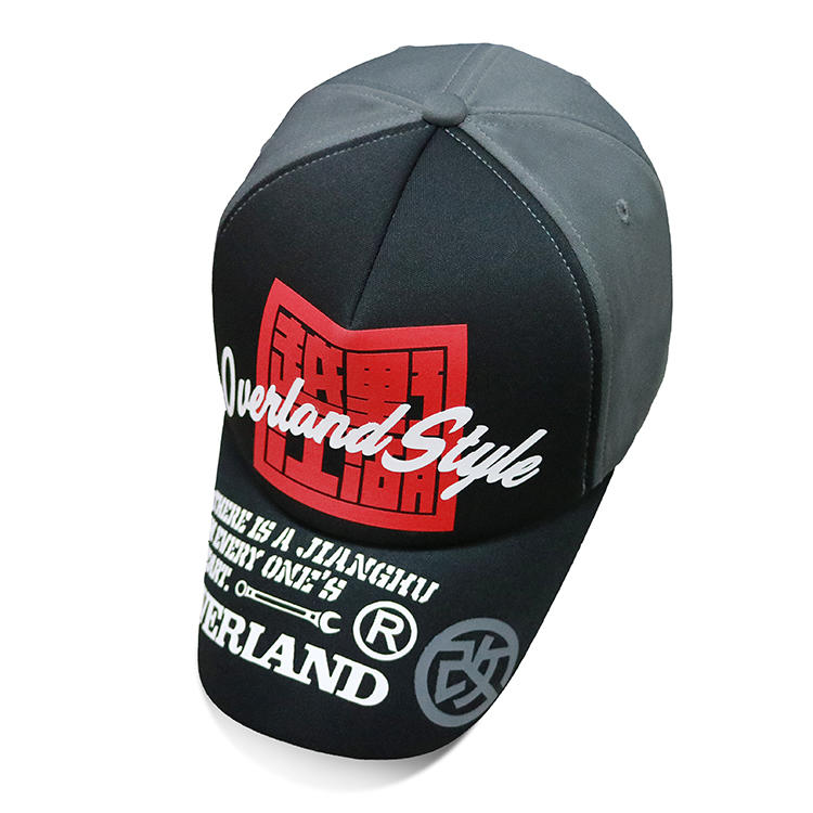 Customized Embroidered/Printed Design Hat Plain Sport hat Baseball Caps
