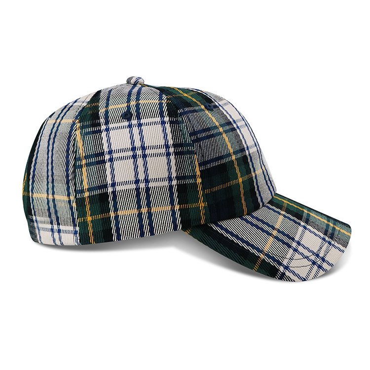 Breathable baseball cap with embroidery stylish free sample for baseball fans-2